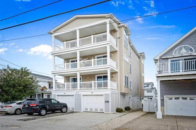 313 40th Top Floor, Sea Isle City, NJ 08243 (MLS #201235) :: The Ferzoco Group