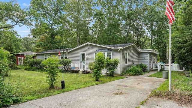 73 Lakeview Dr, Dennisville, NJ 08270 (MLS #202385) :: The Ferzoco Group