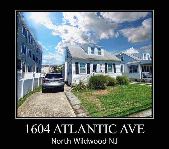 1604 Atlantic, North Wildwood, NJ 08260 (MLS #202648) :: The Ferzoco Group