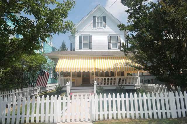 917 Stockton, Cape May, NJ 08204 (MLS #202757) :: The Ferzoco Group