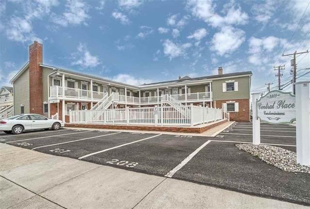 2409 Central #208, North Wildwood, NJ 08260 (MLS #203473) :: The Oceanside Realty Team