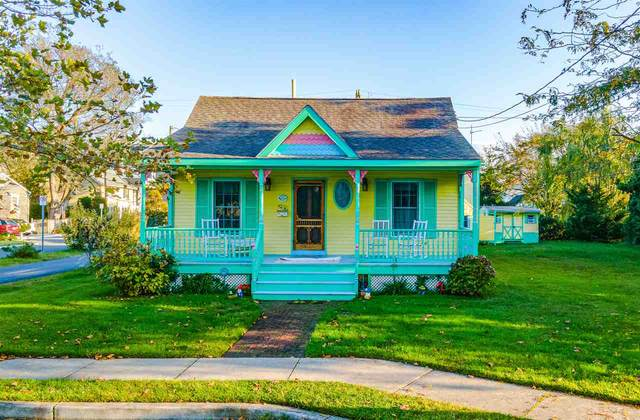 314 Claghorne, Cape May, NJ 08204 (MLS #204323) :: The Ferzoco Group