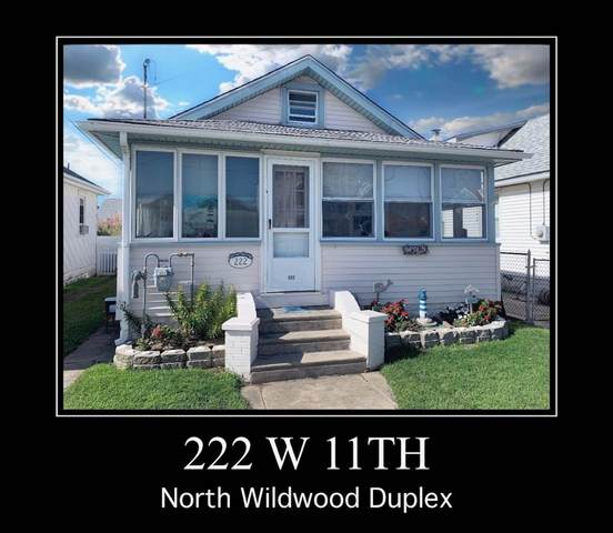 222 W 11th, North Wildwood, NJ 08260 (MLS #204369) :: The Ferzoco Group