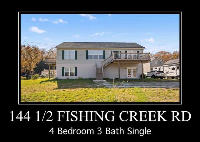 144 1/2 Fishing Creek, North Cape May, NJ 08204 (MLS #204469) :: The Oceanside Realty Team