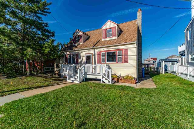 308 S Commonwealth, Strathmere, NJ 08248 (MLS #204512) :: Jersey Coastal Realty Group