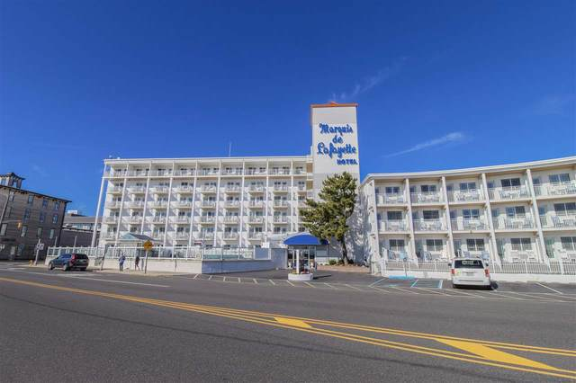 501 Beach #105, Cape May, NJ 08204 (MLS #204567) :: The Oceanside Realty Team