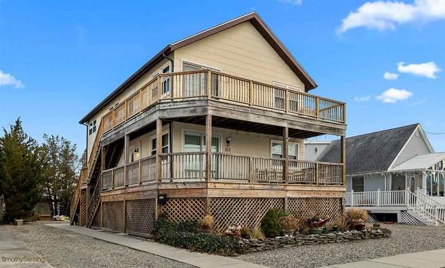213 39th Street 2nd Floor 2nd Floor, Sea Isle City, NJ 08243 (MLS #210259) :: The Ferzoco Group