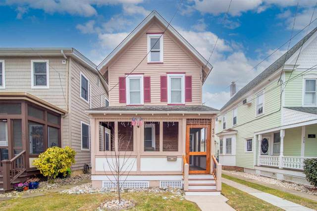 436 W Perry, Cape May, NJ 08204 (MLS #210567) :: The Oceanside Realty Team