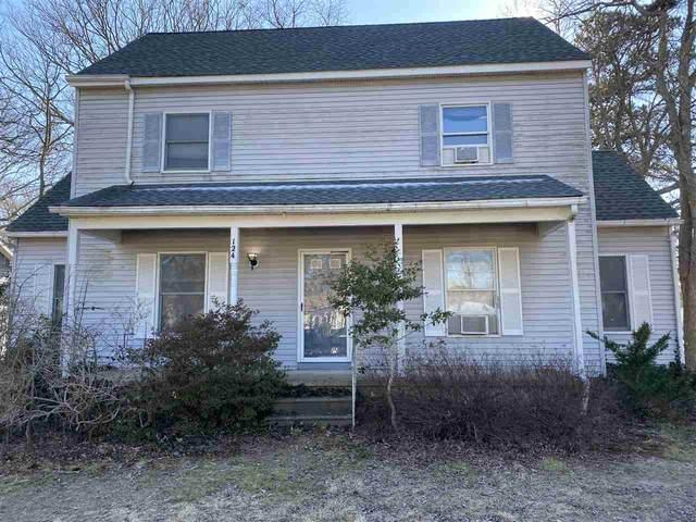 124 Frances, Villas, NJ 08251 (MLS #210672) :: The Ferzoco Group