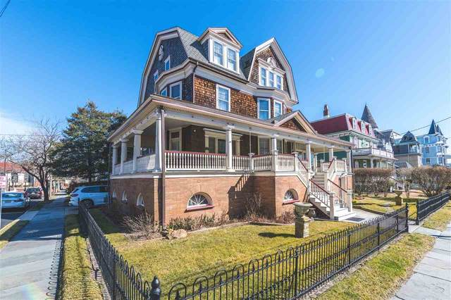 29 Ocean Street, Cape May, NJ 08204 (MLS #210762) :: The Ferzoco Group