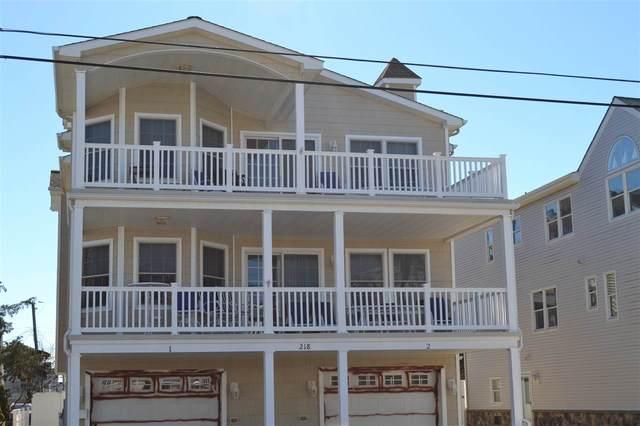 218 79th #2, Sea Isle City, NJ 08243 (MLS #210772) :: The Oceanside Realty Team