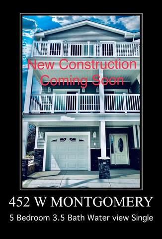 452 W Montgomery, Wildwood, NJ 08260 (MLS #210974) :: The Oceanside Realty Team