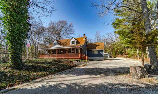 612 Dennisville, Cape May Court House, NJ 08210 (MLS #211042) :: The Ferzoco Group