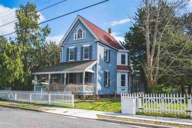 122 Eldredge, West Cape May, NJ 08204 (MLS #211193) :: The Oceanside Realty Team