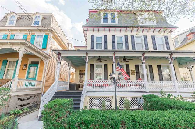 126 Decatur, Cape May, NJ 08204 (MLS #211449) :: The Oceanside Realty Team