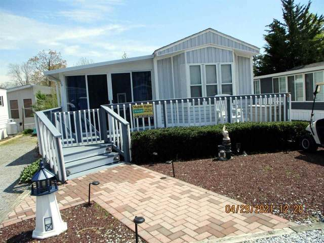 223 Holly Drive #223, Dennisville, NJ 08214 (MLS #211529) :: The Oceanside Realty Team