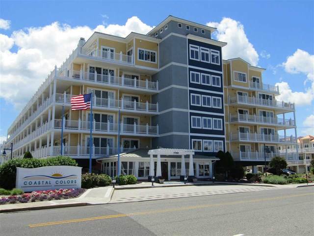 7701 Atlantic #501, Wildwood Crest, NJ 08260 (MLS #211579) :: The Oceanside Realty Team