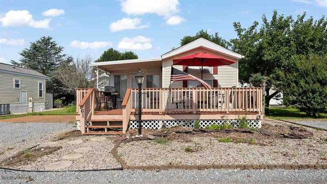 35 S Route 47 #61, Cape May Court House, NJ 08210 (MLS #212630) :: The Oceanside Realty Team