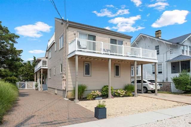 376 95th #2 Rear, Stone Harbor, NJ 08247 (MLS #212696) :: The Oceanside Realty Team