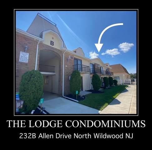 232 B Allen 232B, North Wildwood, NJ 08260 (MLS #213439) :: The Oceanside Realty Team