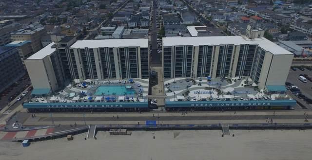 5301 Ocean #405, Wildwood, NJ 08260 (MLS #213517) :: The Oceanside Realty Team