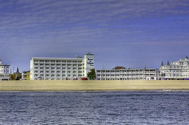 501 Beach Avenue, Unit 408 #408, Cape May, NJ 08204 (MLS #179803) :: The Ferzoco Group