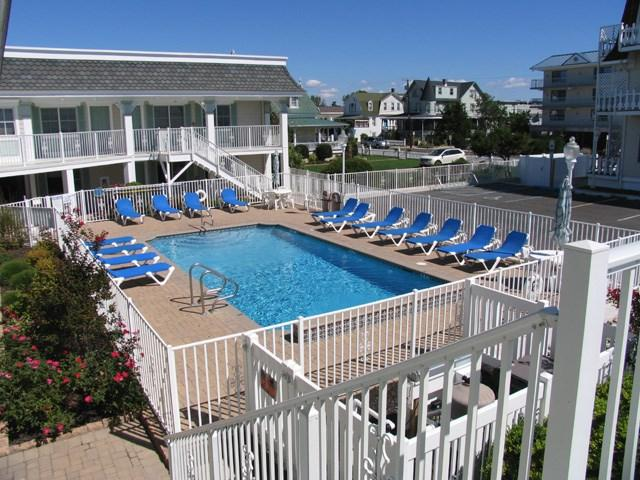 211 Beach #7, Cape May, NJ 08204 (MLS #181876) :: The Ferzoco Group