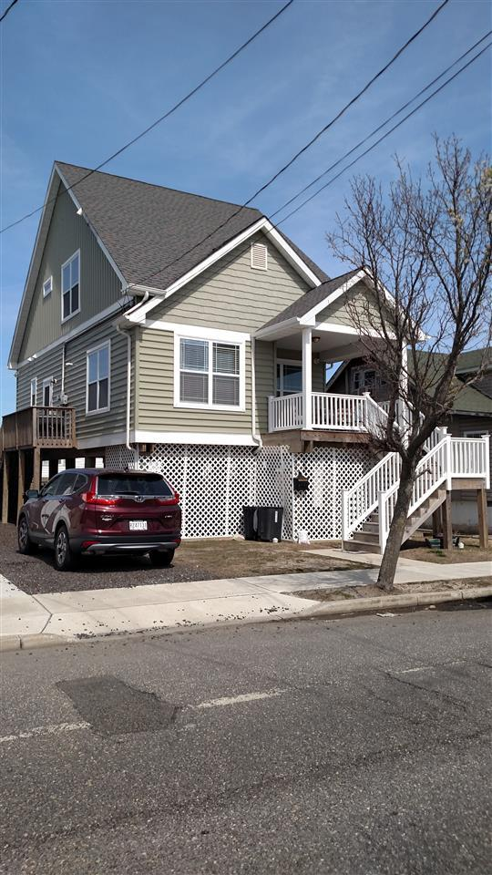 605 W Glenwood, West Wildwood, NJ 08260 (MLS #182059) :: The Ferzoco Group