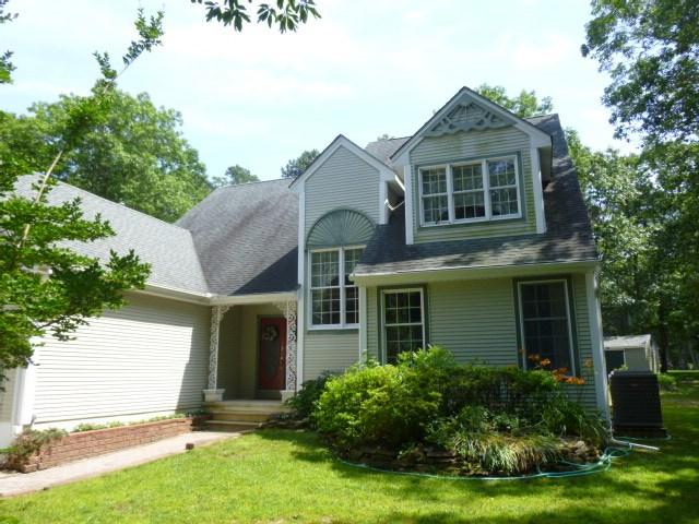 134 Stagecoach Road, Cape May Court House, NJ 08210 (MLS #182532) :: The Ferzoco Group