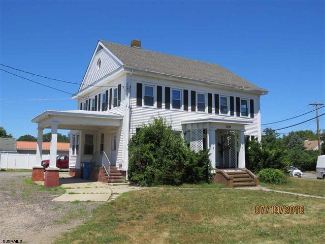 2270 Route 50, Tuckahoe, NJ 08250 (MLS #183039) :: The Ferzoco Group