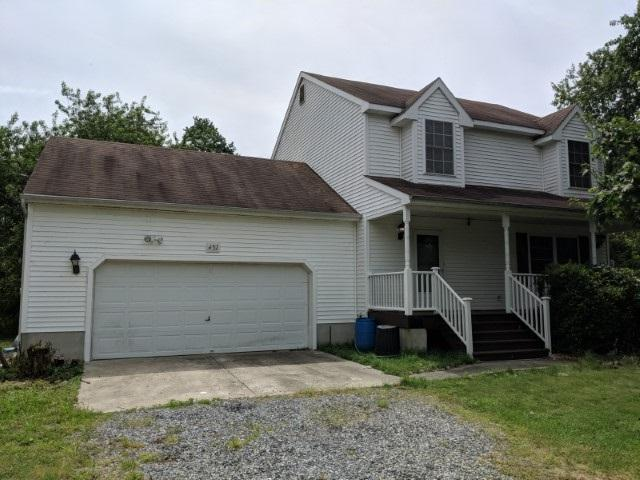 432 N Route 47, Cape May Court House, NJ 08210 (MLS #188207) :: The Ferzoco Group