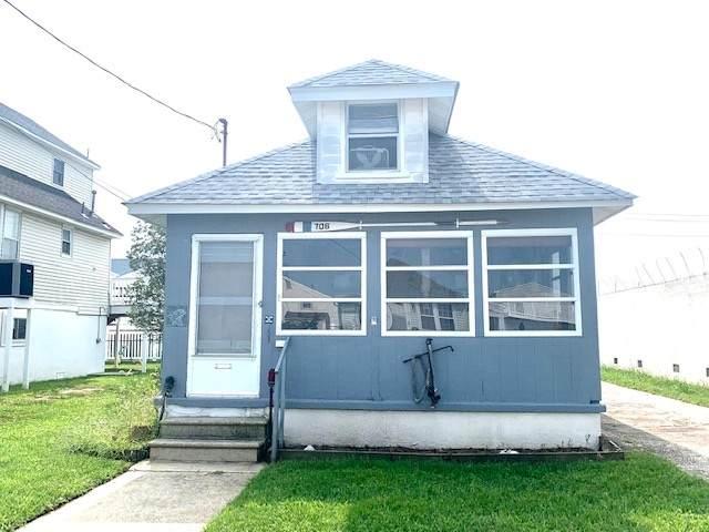 706 W Maple, West Wildwood, NJ 08260 (MLS #203494) :: The Oceanside Realty Team