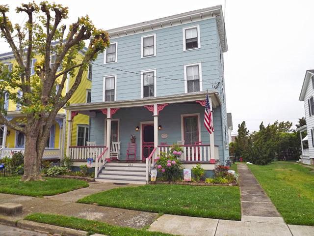 214 Windsor, Cape May, NJ 08204 (MLS #186152) :: The Ferzoco Group