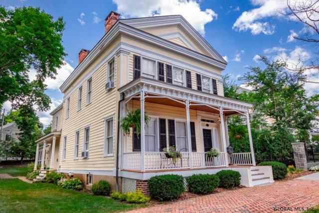 581 North Broadway, Saratoga Springs, NY 12866 (MLS #201920464) :: Picket Fence Properties