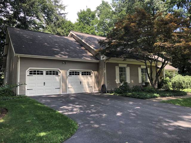 39 Lefferts St, Saratoga Springs, NY 12866 (MLS #201917578) :: Picket Fence Properties