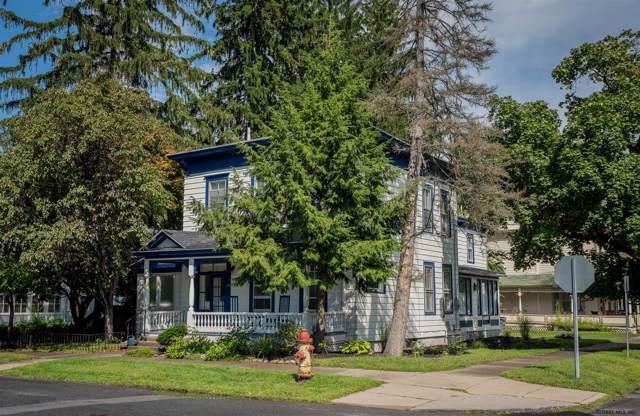 172 Nelson Av, Saratoga Springs, NY 12866 (MLS #201929621) :: Picket Fence Properties
