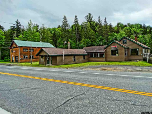 6627 Nys Rt 30, Indian Lake, NY 12842 (MLS #201712546) :: Victoria M Gettings Team