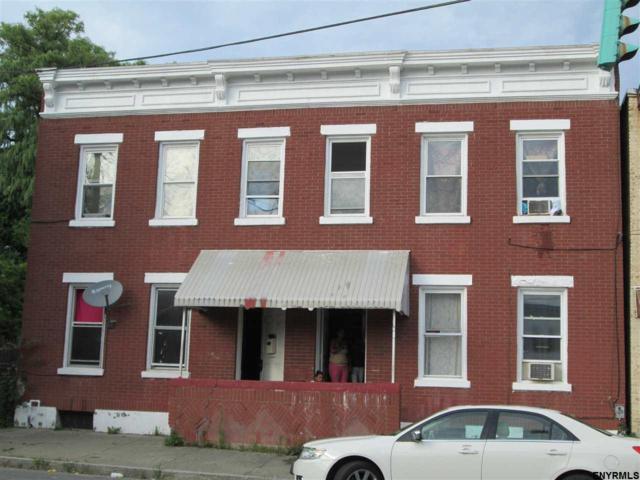 132 Hill St, Troy, NY 12180 (MLS #201714401) :: Weichert Realtors®, Expert Advisors