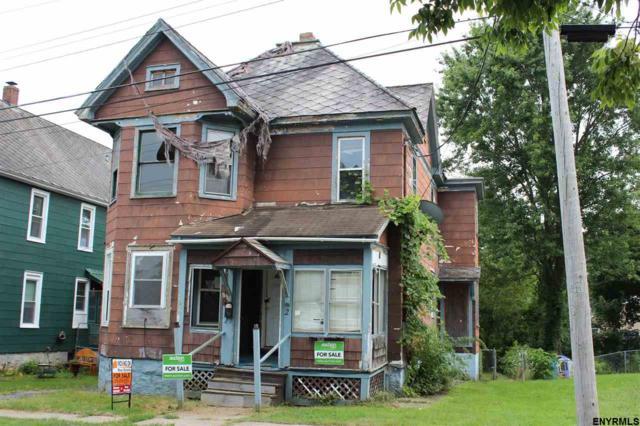 2 Glenwood Av, Johnstown, NY 12095 (MLS #201716058) :: Weichert Realtors®, Expert Advisors