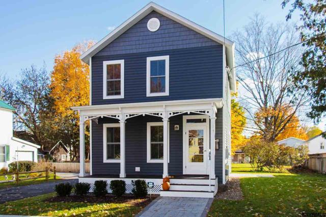 124T York Av, Saratoga Springs, NY 12866 (MLS #201717259) :: Weichert Realtors®, Expert Advisors