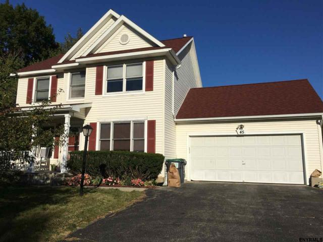45 Doorstone Dr South, Latham, NY 12110 (MLS #201719894) :: 518Realty.com Inc