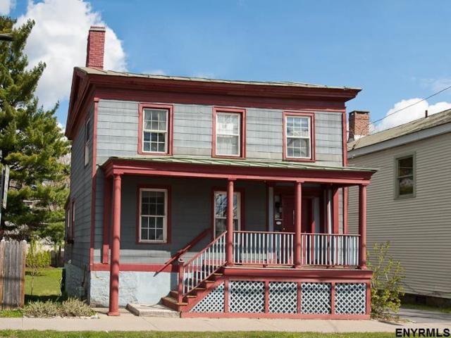 103 Washington St, Saratoga Springs, NY 12866 (MLS #201720600) :: Weichert Realtors®, Expert Advisors