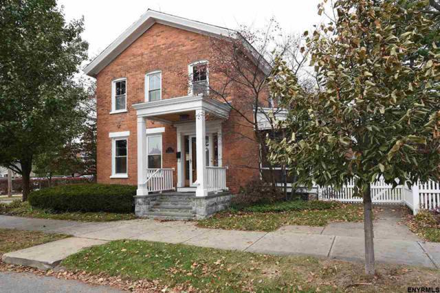 5 George St, Saratoga Springs, NY 12866 (MLS #201722396) :: Weichert Realtors®, Expert Advisors
