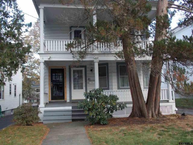 21 Homestead Av, Albany, NY 12203 (MLS #201722648) :: Weichert Realtors®, Expert Advisors