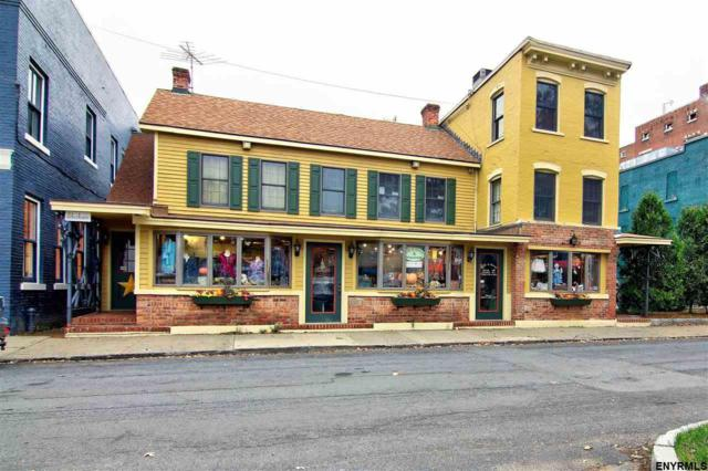 16 Exchange St, Glens Falls, NY 12801 (MLS #201722794) :: Weichert Realtors®, Expert Advisors