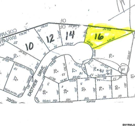 Lot #16 Eastview Dr, Ravena, NY 12143 (MLS #201723001) :: Victoria M Gettings Team