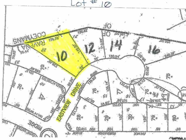 Lot #10 Eastview Dr, Ravena, NY 12143 (MLS #201723276) :: Victoria M Gettings Team