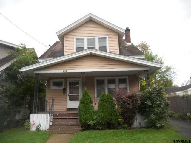 202 Benson St, Albany, NY 12206 (MLS #201723589) :: Weichert Realtors®, Expert Advisors