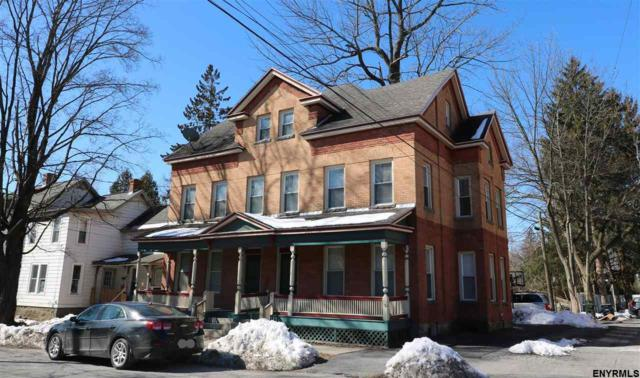 1 and 3 Wells St, Saratoga Springs, NY 12866 (MLS #201814796) :: Victoria M Gettings Team