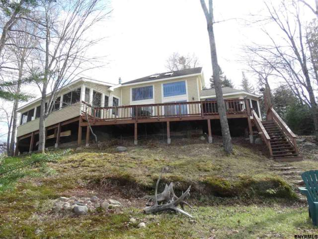 142 Jerry Savarie Rd, Indian Lake, NY 12842 (MLS #201818943) :: Victoria M Gettings Team
